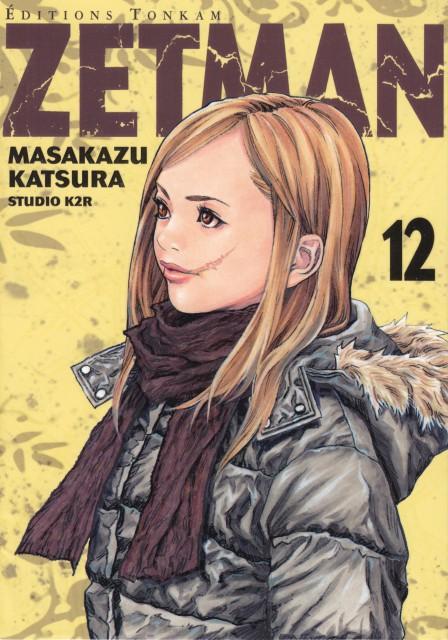 Masakazu Katsura, Zetman, Akemi Kawakami, Manga Cover