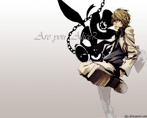Ikumi Katagiri, Are You Alice, Alice (Are You Alice) Wallpaper
