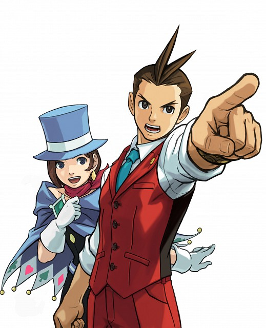 Ace Attorney, Apollo Justice, Trucy Wright
