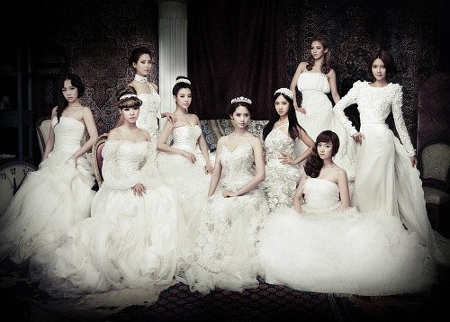 TaeYeon, HyoYeon, Girls Generation, Seohyun, Tiffany