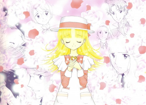 Yui Ayumi, Toei Animation, Ashita no Nadja, Nadja Applefield
