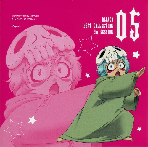 Studio Pierrot, Bleach, Nelliel Tu Oderschvank, Album Cover