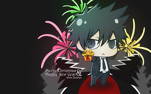 Production I.G, PSYCHO-PASS, Shinya Kougami, Vector Art Wallpaper