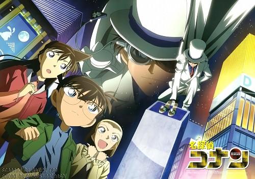 Gosho Aoyama, TMS Entertainment, Detective Conan, Sonoko Suzuki, Ran Mouri
