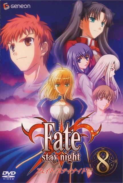TYPE-MOON, Studio Deen, Fate/stay night, Taiga Fujimura, Saber
