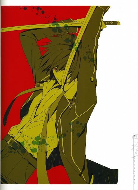 Yone Kazuki, Studio DEEN, Idea Factory, Hisui no Shizuku Visual Fan Book, Kazuki Yone Gashuu - Zanka