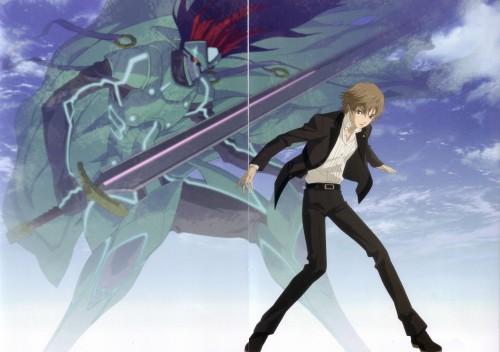Persona: Trinity Soul, Shin Kanzato