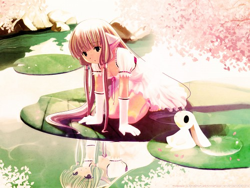 Koutaro, CLAMP, Nijiiro Zakura, Madhouse, Chobits Wallpaper