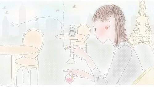 Seiichi Hayashi, Modern Beauty Wallpaper