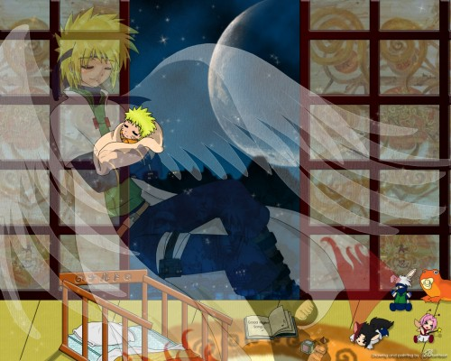 Studio Pierrot, Naruto, Minato Namikaze, Member Art