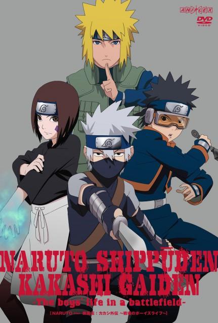 Aniplex, Studio Pierrot, Naruto, Minato Namikaze, Obito Uchiha