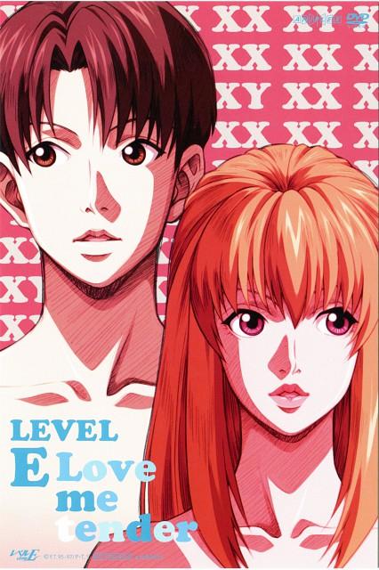 Yoshihiro Togashi, David Production, Level E, Saki (Level E), Kyoko Mikihisa