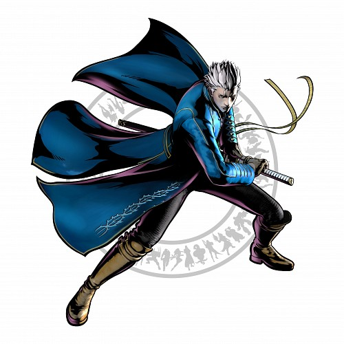 Madhouse, Capcom, Marvel vs Capcom 3, Devil May Cry, Vergil