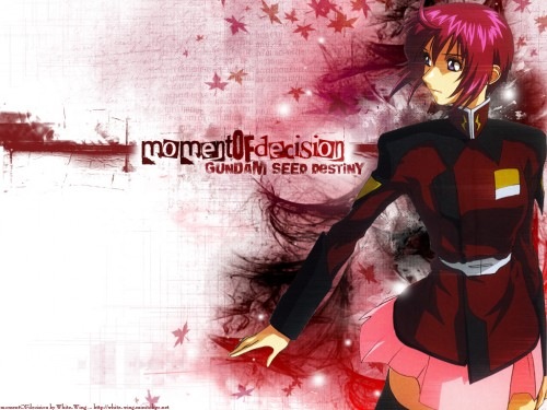 Sunrise (Studio), Mobile Suit Gundam SEED Destiny, Lunamaria Hawke Wallpaper