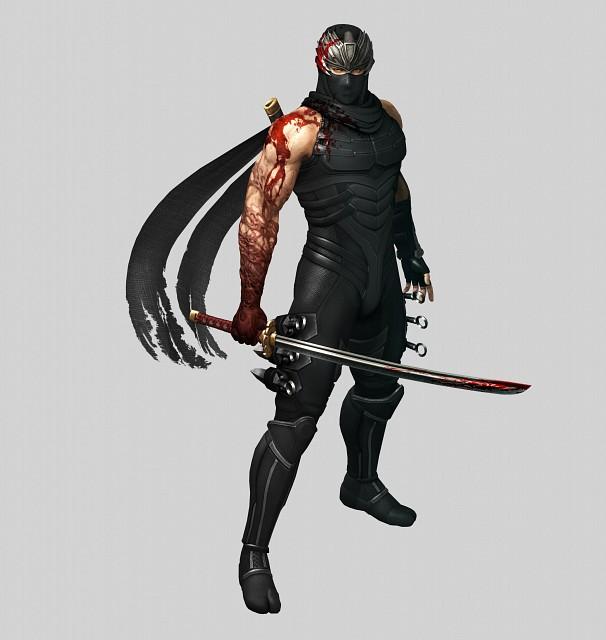 Tecmo, Ninja Gaiden, Ryu Hayabusa, Official Digital Art