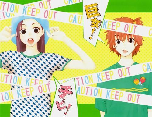 Aya Nakahara, Toei Animation, Lovely Complex, Atsushi Otani, Risa Koizumi