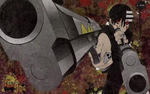 Atsushi Okubo, BONES, Soul Eater, Death The Kid Wallpaper