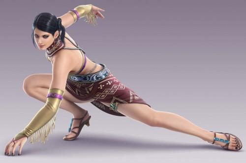 Tekken, Zafina