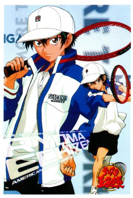 Takeshi Konomi, J.C. Staff, Prince of Tennis, Ryoma Echizen, Postcard
