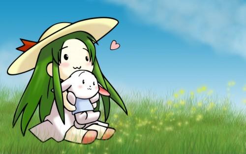 Noizi Ito, Kyoto Animation, The Melancholy of Suzumiya Haruhi, Tsuruya Wallpaper