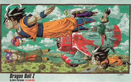 Akira Toriyama, Toei Animation, Dragon Ball, Buu, Trunks