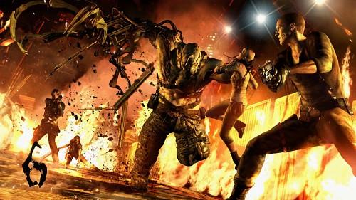 Capcom, Resident Evil 6, Leon S. Kennedy, Jake Muller, Sherry Birkin