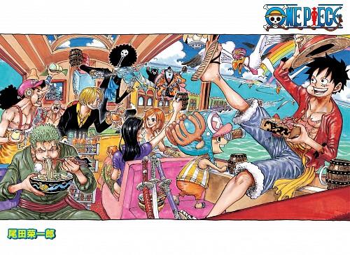 Eiichiro Oda, Toei Animation, One Piece, Brook, Usopp