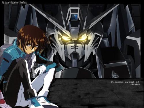 Hisashi Hirai, Sunrise (Studio), Mobile Suit Gundam SEED, Kira Yamato Wallpaper