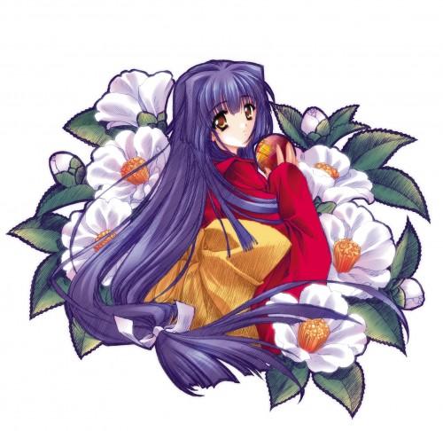 Carnelian, Carnelian High-res Works, Kao no nai Tsuki Illust Collection CG, Kao no nai Tsuki, Mizuna Kuraki
