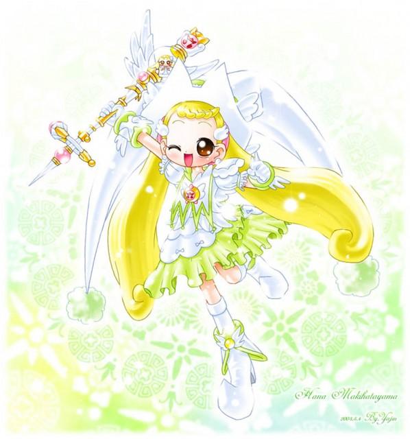 Toei Animation, Ojamajo DoReMi, Toto (Ojamajo DoReMi), Hana Makihatayama, Doujinshi