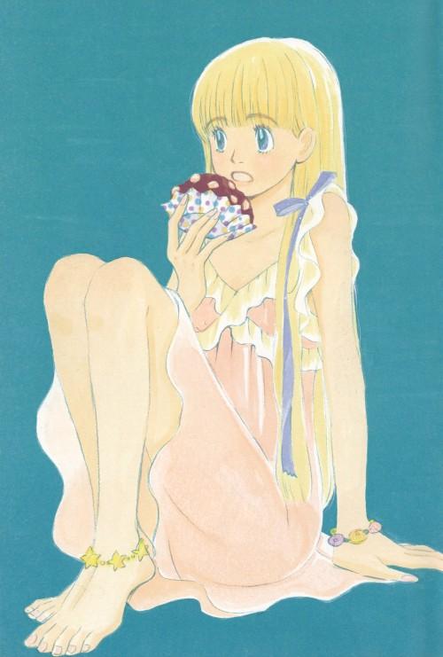 Chika Umino, Honey and Clover, Ayumi Yamada, Manga Cover