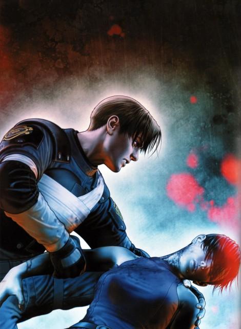 Capcom, Resident Evil: The Umbrella Chronicles, Ada Wong, Leon S. Kennedy