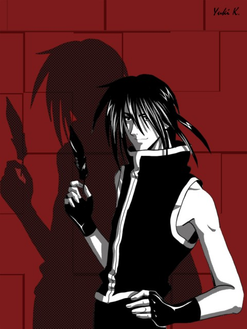 Yukiru Sugisaki, Xebec, D.N.Angel, Dark Mousy, Member Art