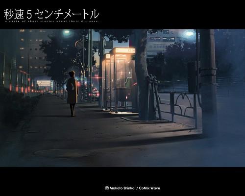 Makoto Shinkai, Five Centimeters Per Second, Takaki Tohno