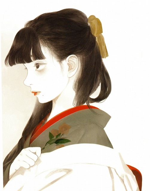 Matayoshi, Pixiv Official Book 2016, Pixiv, Original