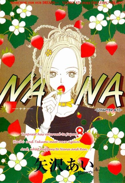 Ai Yazawa, NANA, Nana Komatsu, Cookie Magazine