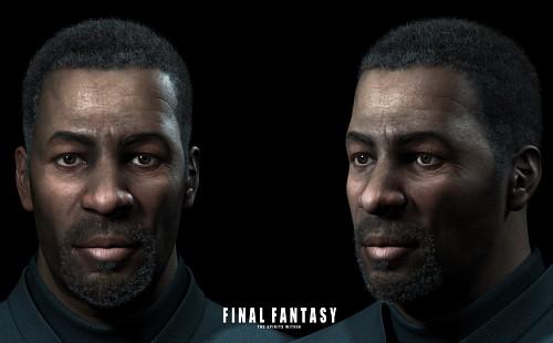 Square Enix, Final Fantasy: The Spirits Within, Ryan Whitaker