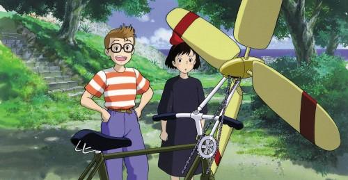 Hayao Miyazaki, Studio Ghibli, Kiki's Delivery Service, Kiki Okino, Tombo Koppoli