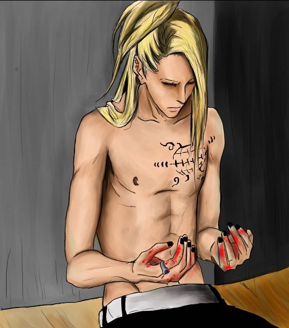 Naruto, Deidara, Member Art