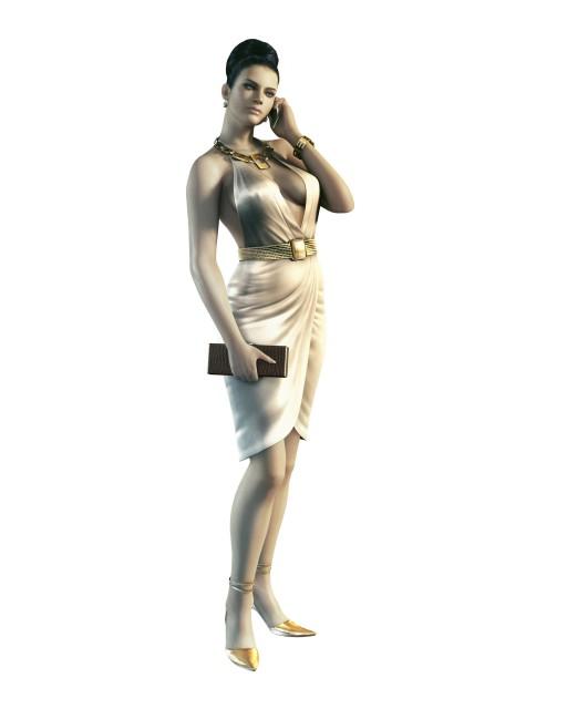 Capcom, Resident Evil 5, Excella Gionne