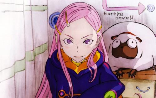 Kazuma Kondou, BONES, Eureka 7, Anemone