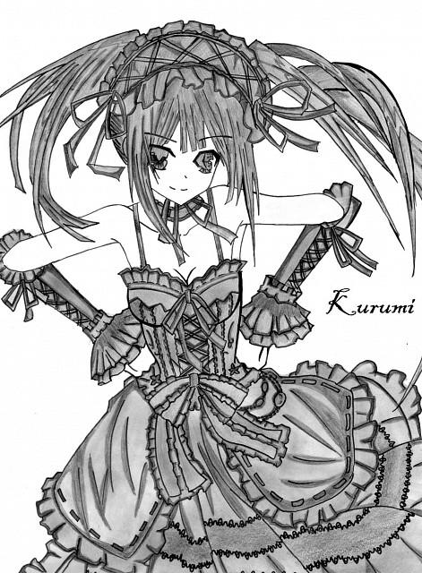Date A Live, Kurumi Tokisaki, Member Art