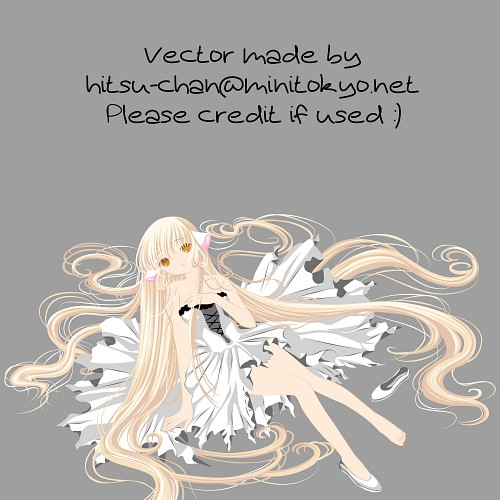 CLAMP, Chobits, Chii, Vector Art