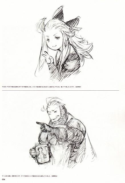 Akihiko Yoshida, Square Enix, Bravely Default, Argent Heinkel, Edea Lee