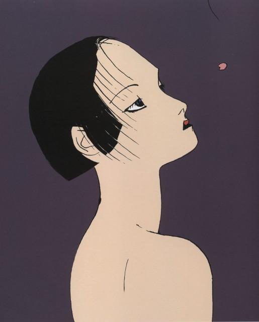 Yoshitaka Amano, Poem (Artbook)