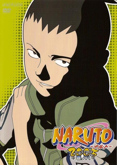 Studio Pierrot, Naruto, Shikamaru Nara