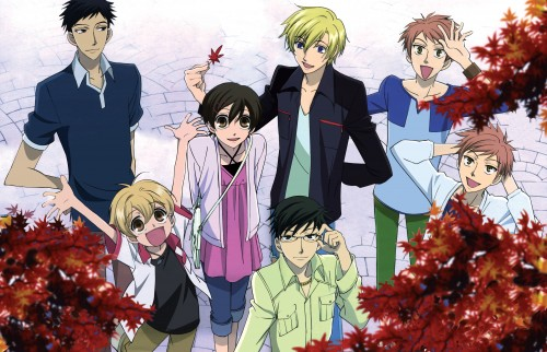 Hatori Bisco, BONES, Ouran High School Host Club, Kaoru Hitachiin, Haruhi Fujioka