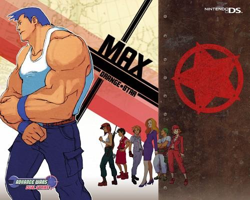 Nintendo, Advance Wars, Max (Advance Wars), Nell (Advance Wars), Sami