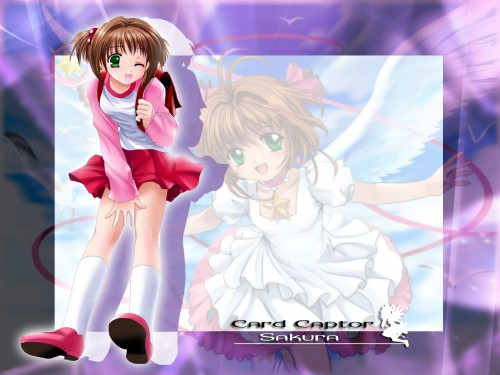 CLAMP, Madhouse, Cardcaptor Sakura, Sakura Kinomoto Wallpaper