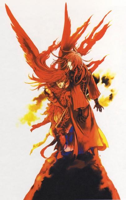 Eiji Kaneda, Sousei no Aquarion, Aquarion Illustrations: Eiji Kaneda Art Works, Toma (Sousei no Aquarion), Apollonius